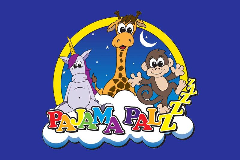 Pajama Palz Illustrations